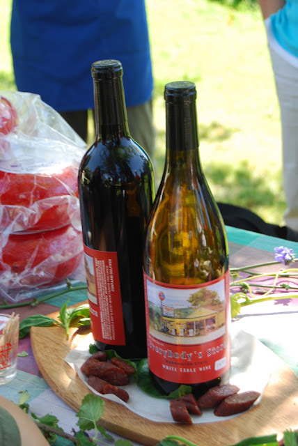 Everybody's Store not only offers an array of wines from all over, they also offer their own wine to pair with their cheeses and breadCredit: Bellingham Whatcom County Tourism