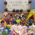 Pajama Party by Playgroup Afternoon Section at Witty World, Chikoowadi (2017-18)