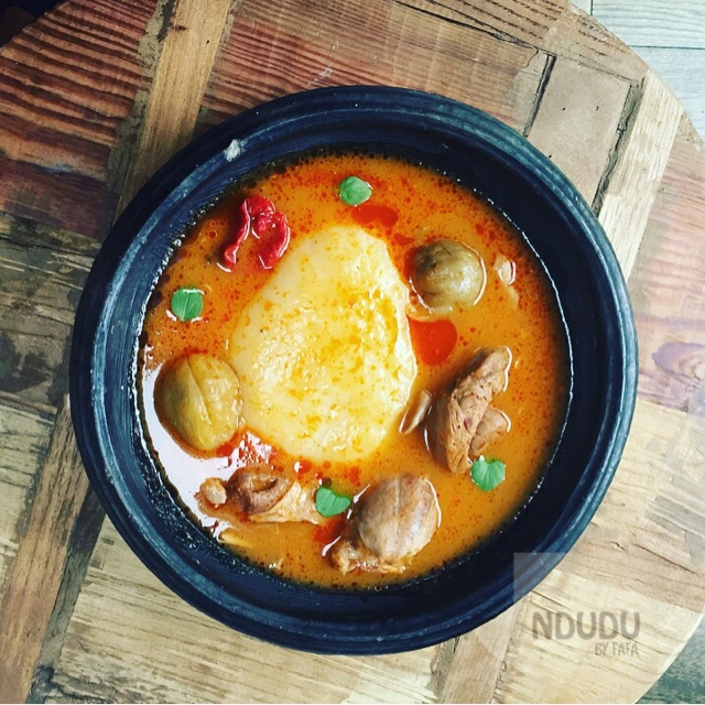 Ndudu by fafa fresh fufu without pounding for Authentic african cuisine from ghana