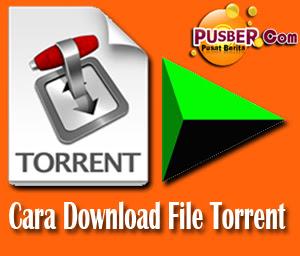 Cara Download File Torrent