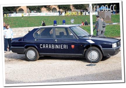 ALFA 90 CARABINIERI - autodimerda.it