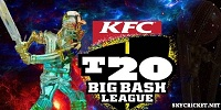 Live KFC Big Bash League 2016-17