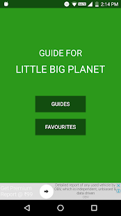 Guide for Little Big Planet - náhled