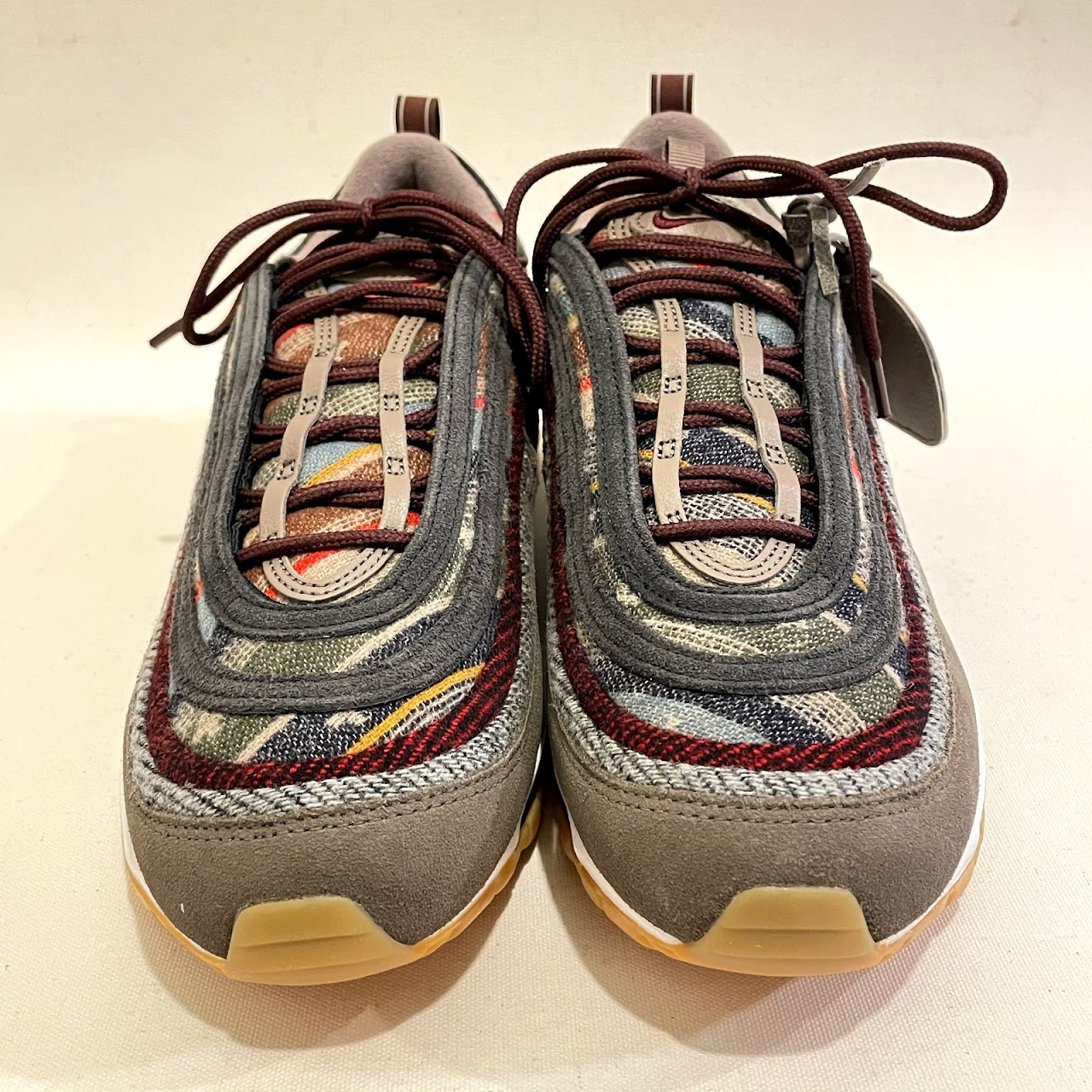 Nike NEW 'By You' Air Max X Pendleton Sneakers