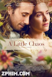 Một Chút Hỗn Loạn - A Little Chaos (2014) Poster