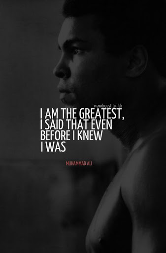 50 Most Famous Muhammad Ali Quotes With Images | Quote Ideas