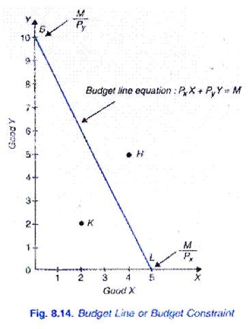 consumer budget