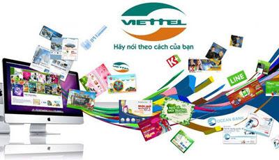 Internet và Truyền hình cáp quang Viettel