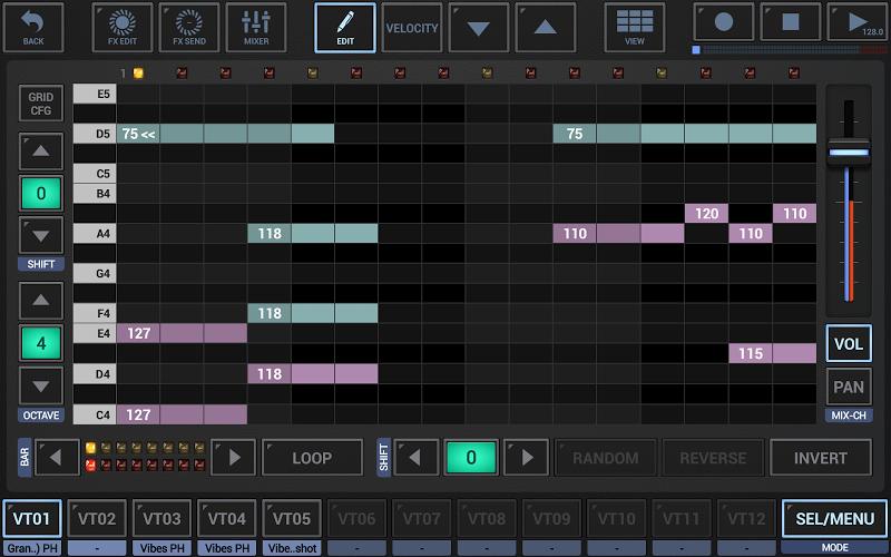 G-Stomper Studio Screenshot 4