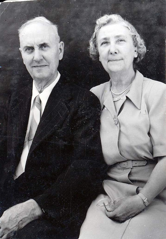 Uncle Fred Furhman and Aunt Meal (Amealia)