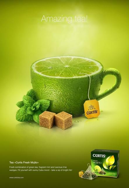 Curtis Tea Limón