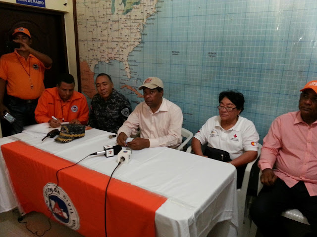 1,200 voluntarios estarán dando seguridad a la población en la provincia de Barahona.
