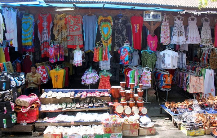 шопинг в индонезии
