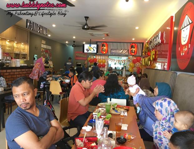 KONICHIWA CAFE - Destinasi Masakan Muslim Jepun Untuk Semua!