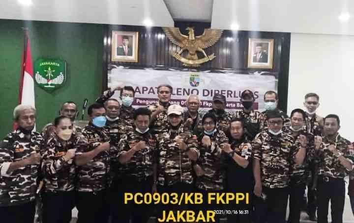 Budi Saptono Terpilih Sebagai Ketua KB FKPPI Jakarta Barat...