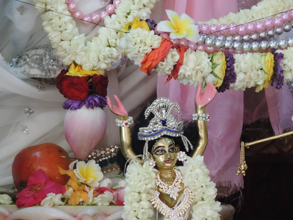 ISKCON Bangalore Deity Darshan 27 May 2016 (9)