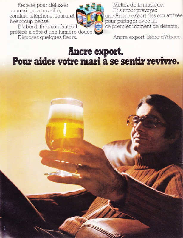Publicité vintage : Pour aider votre mari à se sentir revivre - Pour vous Madame, pour vous Monsieur, des publicités, illustrations et rédactionnels choisis avec amour dans des publications des années 50, 60 et 70. Popcards Factory vous offre des divertissements de qualité. Vous pouvez également nous retrouver sur www.popcards.fr et www.filmfix.fr   - For you Madame, for you Sir, advertising, illustrations and editorials lovingly selected in publications from the fourties, the sixties and the seventies. Popcards Factory offers quality entertainment. You may also find us on www.popcards.fr and www.filmfix.fr