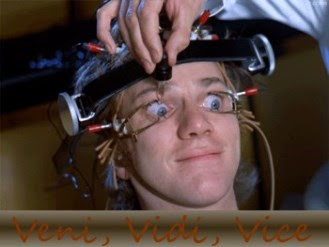 veni, vidi, vice @ Clockwork Orange
