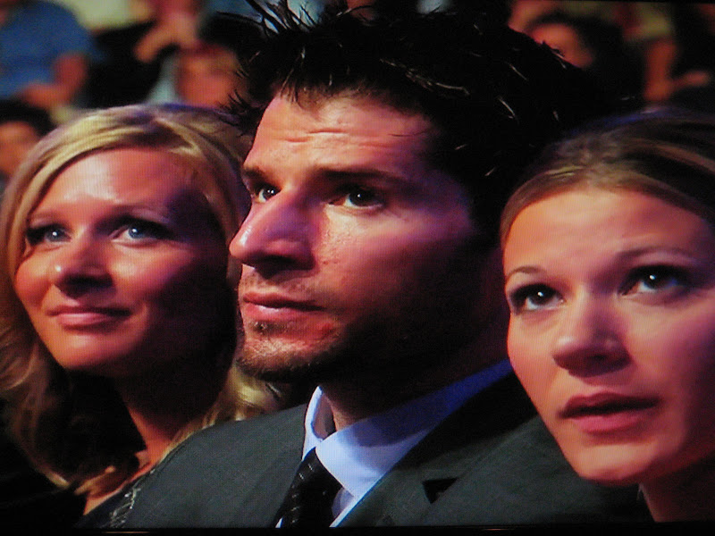 Ryan Kesler NHL Awards crying