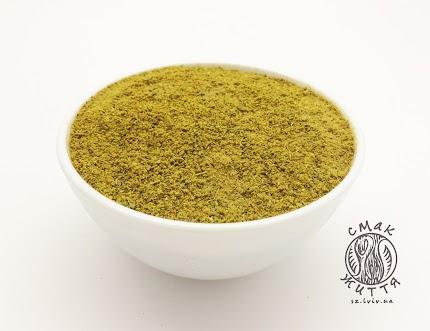 Сванська сіль зелена