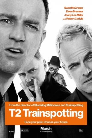 Lối sống trụy lạc 2 - T2 Trainspotting (2017)