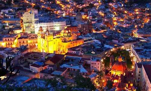 Principales ciudades de México