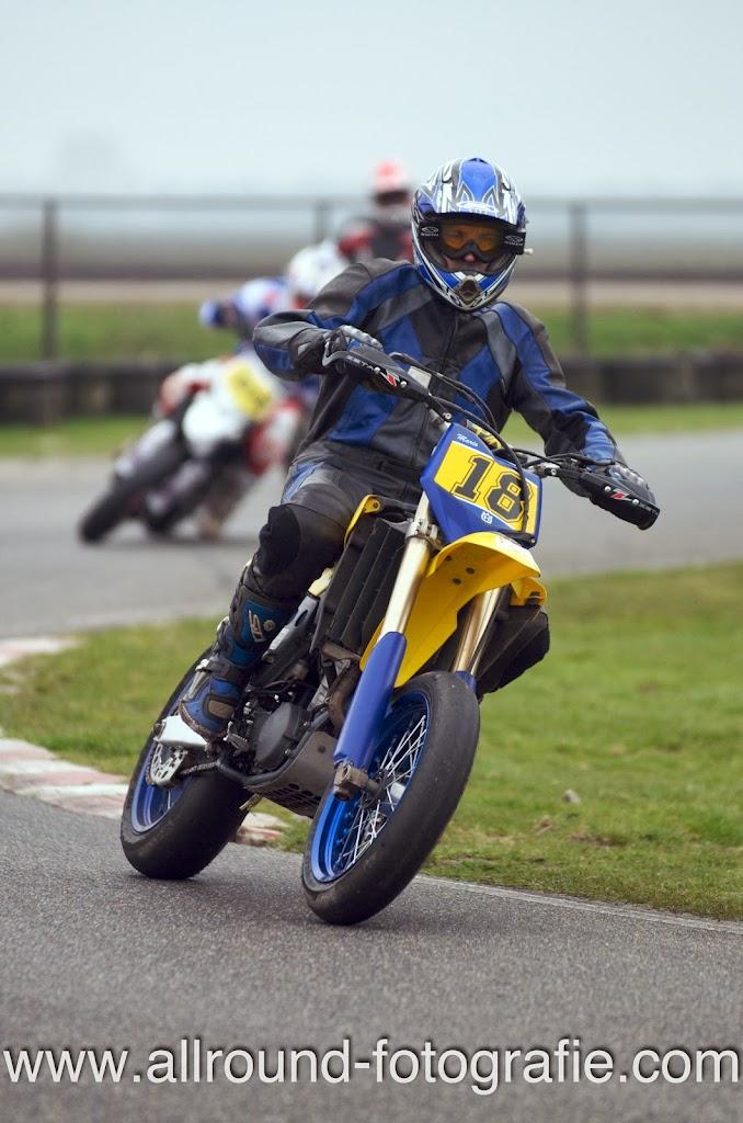 Motorsportfotografie - Supermotard in Emmen (5 april 2009) - 13