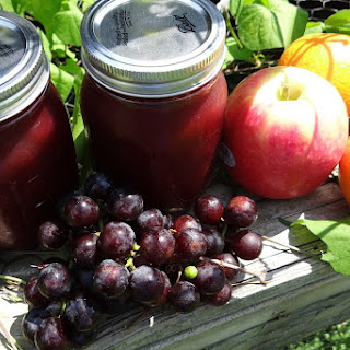 Red Sangria Mocktail Jelly – No Alcohol, Low Sugar Canning.