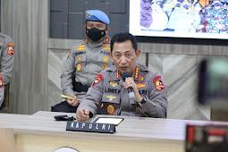 Polri Amankan Lima Bom Aktif Dan Tangkap 13 Terduga Teroris Di Jakarta-Makassar-NTB