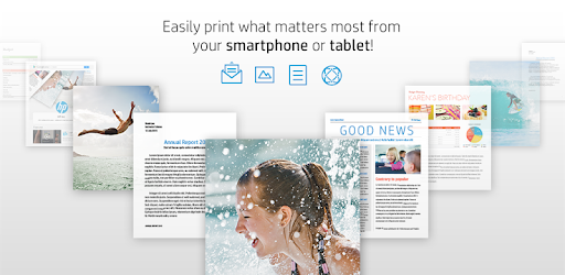 The plugin enables printing from your apps to HP printers.