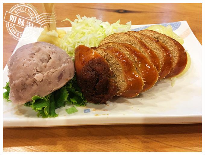 醉便宜日式料理魚卵沙拉130元