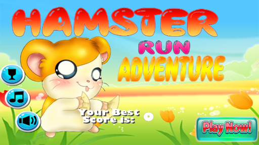 Jungle Hamster Jump Adventure