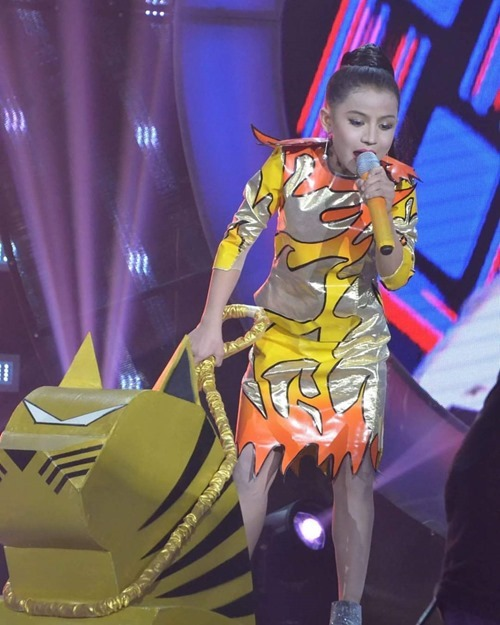 YFSF Kids - Lyca Gairanod as Katy Perry