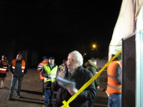 Willy Juwet was terug van de partij om een boeiend verhaal rond de streek en de bunkers te vertellen.