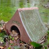 Домик для лягушек и жаб
