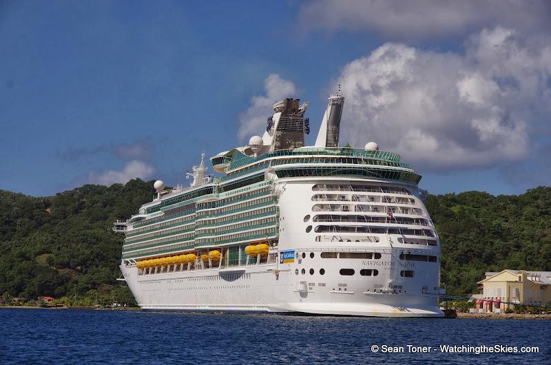 01-01-14 Western Caribbean Cruise - Day 4 - Roatan, Honduras - IMGP0895.JPG