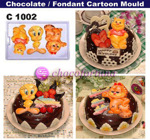 Cetakan Coklat TSF-C1002