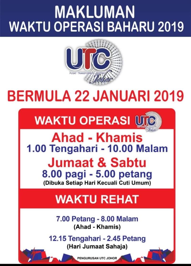 UTC Johor