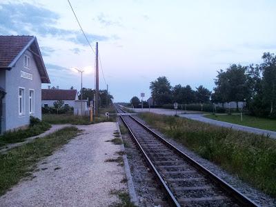 Bahnhof Pillichsdorf