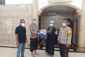 Di Bulan Penuh Barokah Bulan Suci Ramadhan 1442 H Personil Polsek Batu Ceper Berikan Beberapa Program Kerjanya di Dalam Kemakmuran Masjid dan Jemaahnya