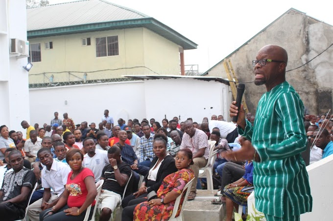 We will celebrate our next Christmas as the Government- Eyo Ekpo to Party Members