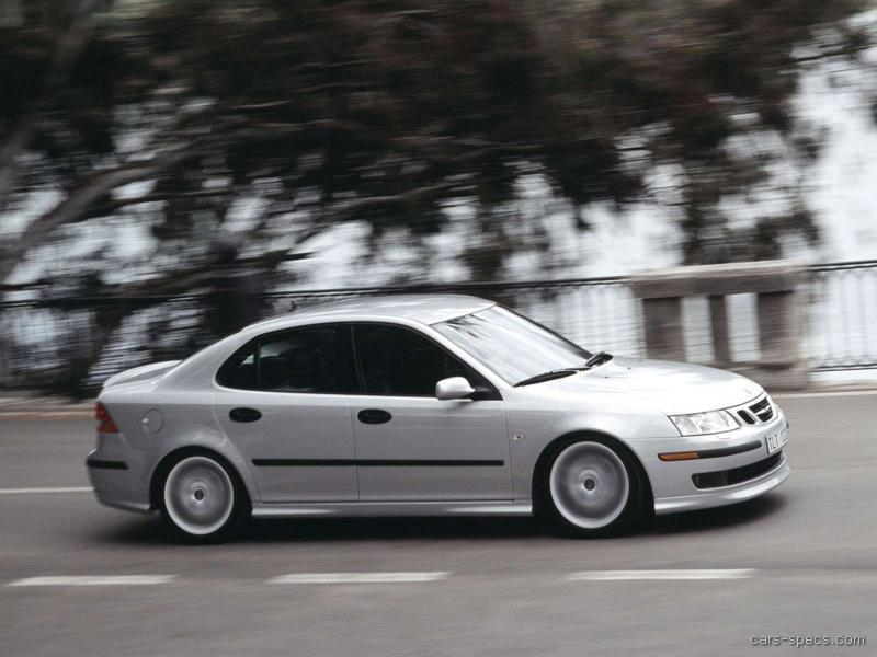 2003 saab 9 3 sedan specifications pictures prices. Black Bedroom Furniture Sets. Home Design Ideas