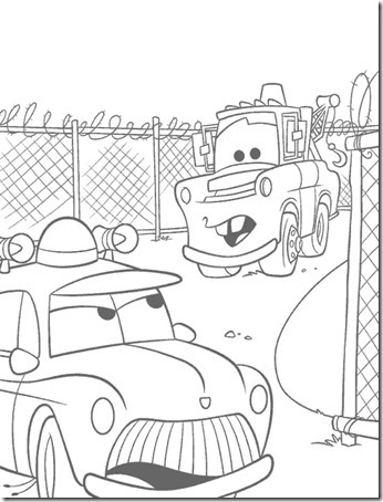 cars jugarycolorear net (23)