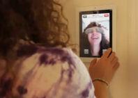 Usa el iPad 2 como un espejo de realidad aumentada