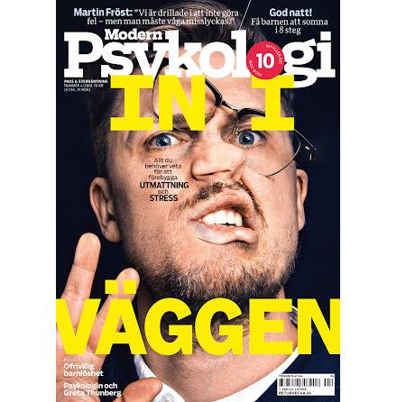 Modern Psykologi 4/2019