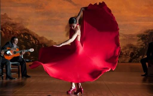 Fotograma de Flamenco - Saura
