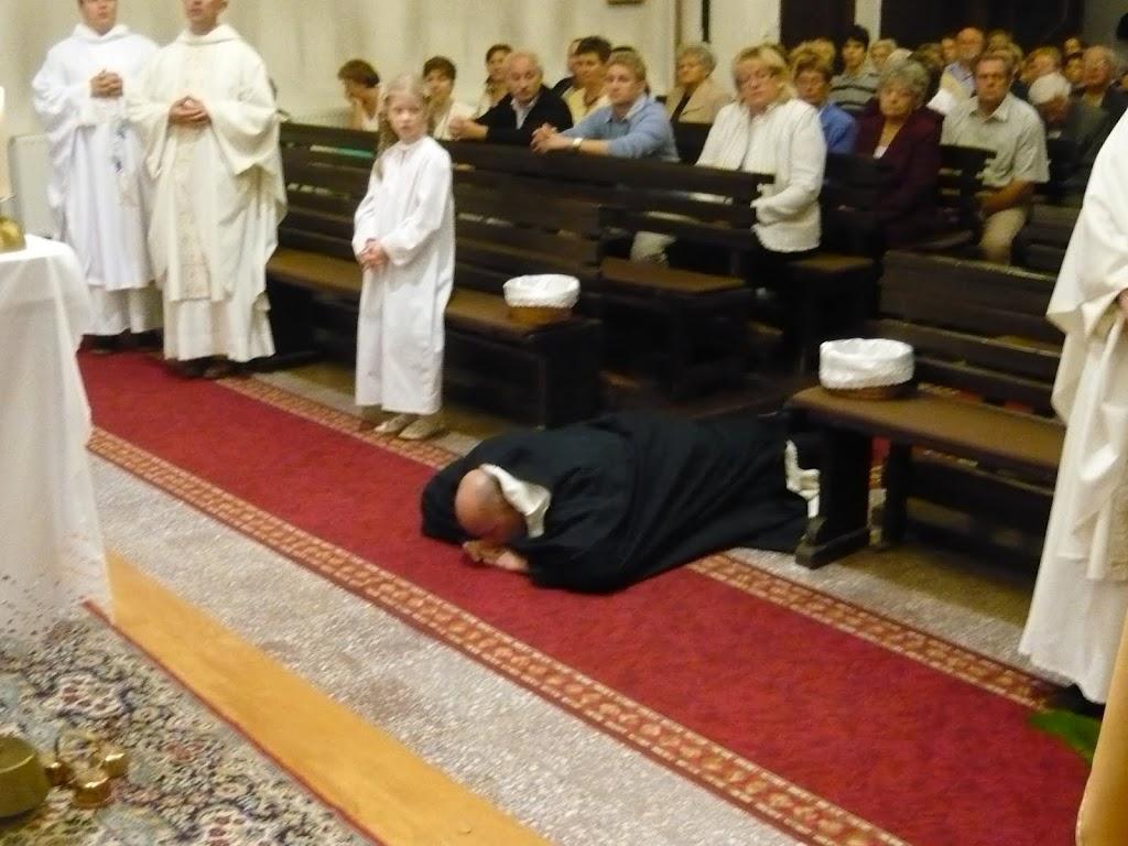 József testvér fogadalomtétele, 2011.09.24., Debrecen - P1010837.JPG
