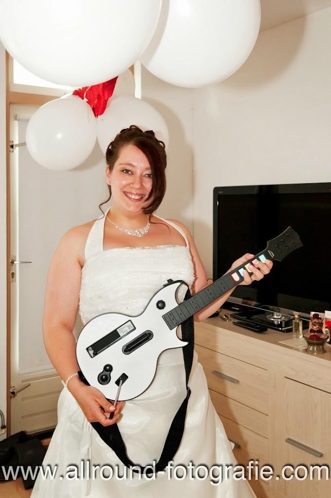 Bruidsreportage (Trouwfotograaf) - Foto van bruid - 048