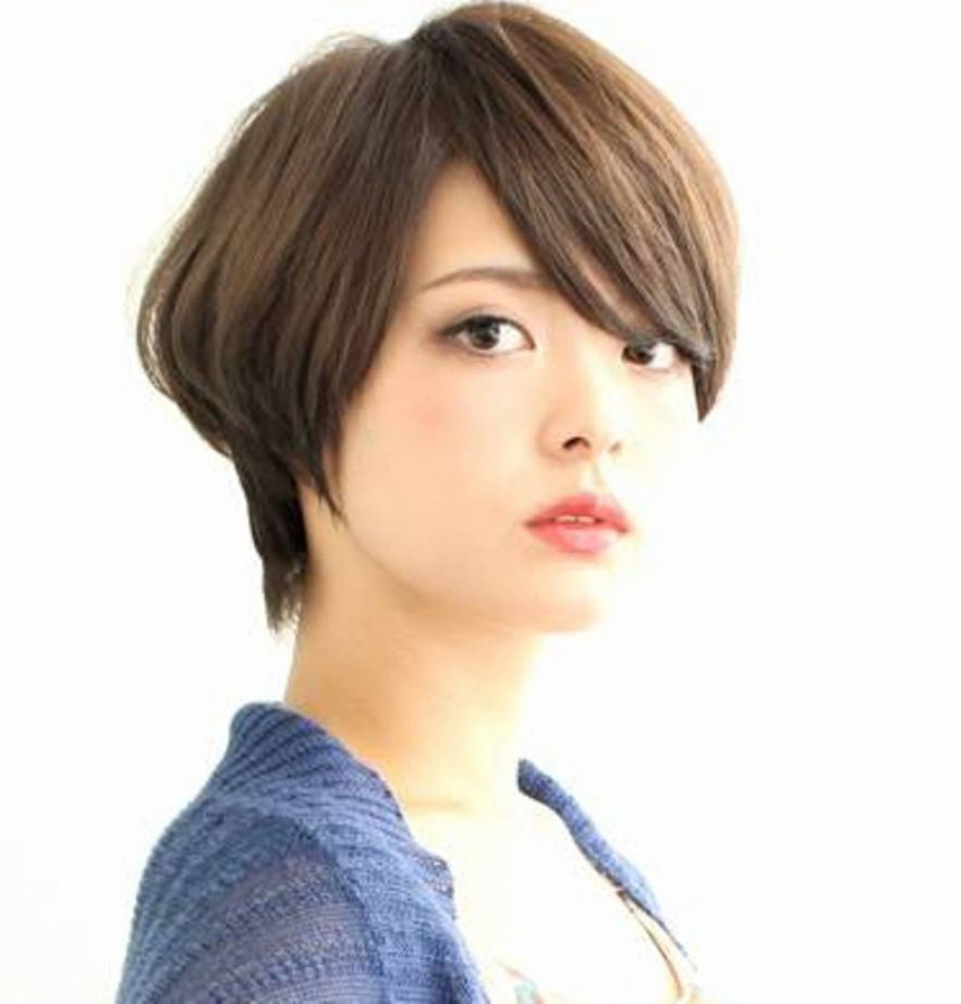 49-49 Korean Haircuts For Women - Shapely Korean Hairstyles