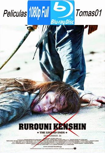 Rurouni Kenshin: La Leyenda Termina (2014) BRRipFull 1080p